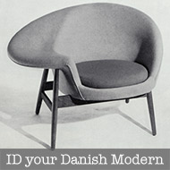 ID your vintage Danish Modern