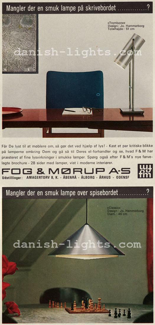 Jo Hammerborg for Fog & Mørup: Trombone, Classic