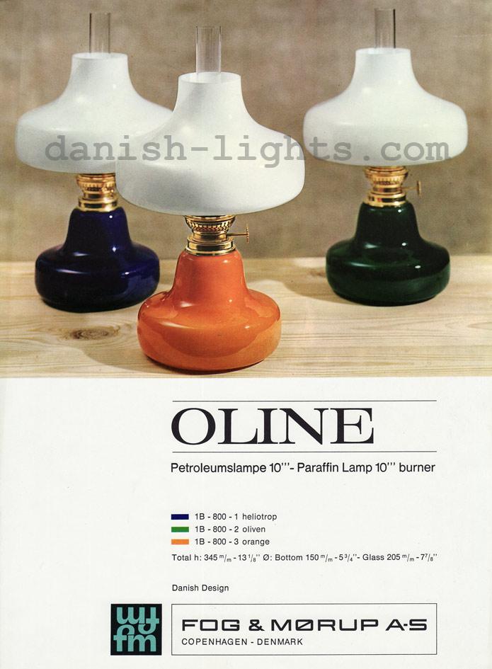 Unspecified designer for Fog & Mørup: Oline