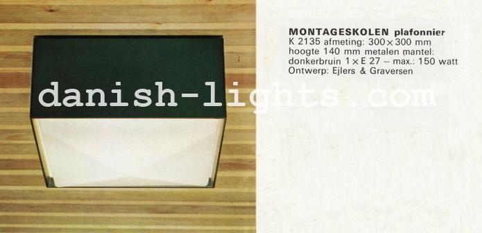Ejlers & Graversen for Fog & Mørup: Montage