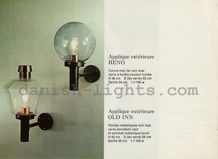 Unspecified designer for Lyfa: Reno, Old Inn
