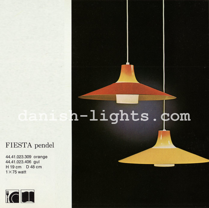 Unspecified designer for Lyfa: Fiesta