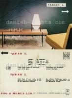Ib Fabiansen for Fog & Mørup: Fabian 3 3