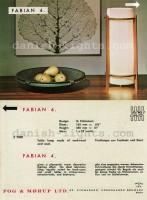 Ib Fabiansen for Fog & Mørup: Fabian 4 4