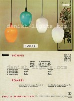 Jo Hammerborg for Fog & Mørup: Pompei 1
