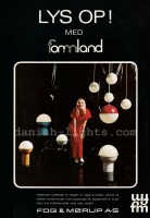 Sidse Werner & Leif Alring for Fog & Mørup: Formland 1