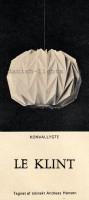 Andreas Hansen for Le Klint: Konvallygte 10
