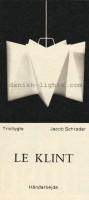 Jacob Schrøder for Le Klint: Triollygte