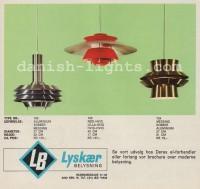 Unspecified designer for Lyskaer Belysning: 705, 706, 704 4