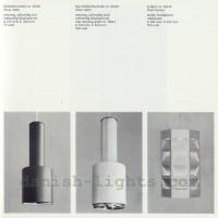 Alvar Aalto, Poul Gernes for Louis Poulsen: Dobbeltcylinder 16530 & 16529, Lyskurv 1