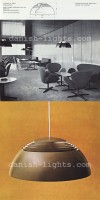 Arne Jacobsen for Louis Poulsen: AJ Pendel 16554 7