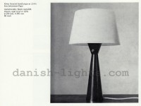 Lisa Johansson-Pape for Louis Poulsen: Orno Hyacint table lamp