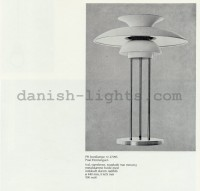 Poul Henningsen for Louis Poulsen: PH table lamp 27095
