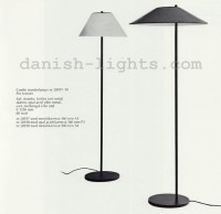 Per Iversen for Louis Poulsen: Combi floor lamps 28917-19
