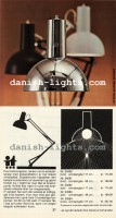 Unspecified designer for Louis Poulsen: IT desk lamp