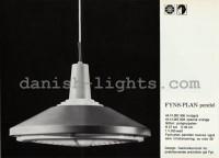 Centralkontoret for praktiserende arkitekter på Fyn for Lyfa: Fyns-Plan 7