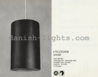 Unspecified designer for Lyfa: Cylinder