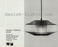 Unspecified designer for Lyfa: Orrefors Corona 1