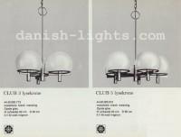 Unspecified designer for Lyfa: Club 3, Club 5 1