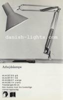 Unspecified designer for Lyfa: Arbejdslampe 1