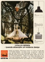 Fritz Schlegel, unspecified designer for Lyfa: P295, P549, P552
