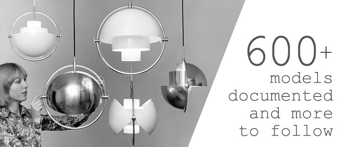 A directory of midcentury modern Danish lamps 2